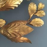 Magnolia Wall sconce detail
