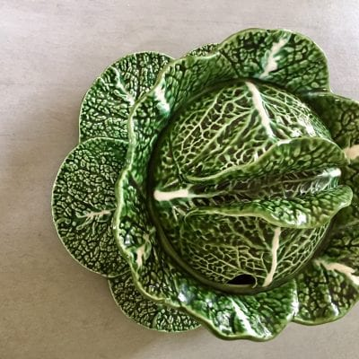 Cabbageware above