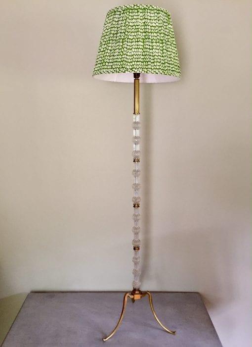 glass standard lamp main
