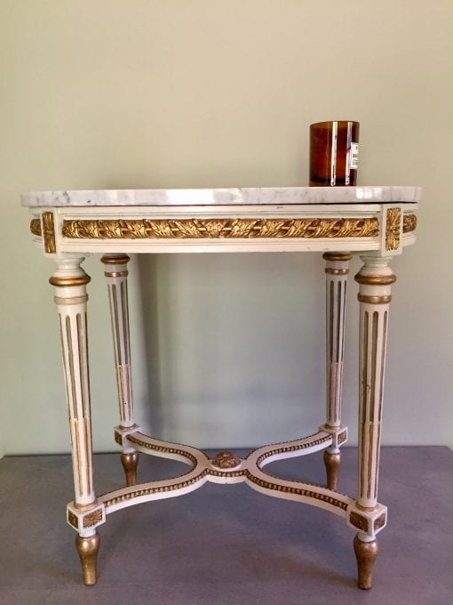 French Oval Table small