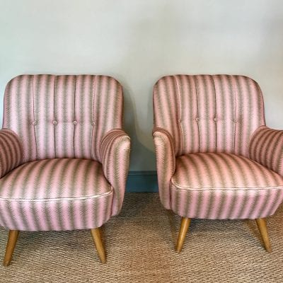 Ziggy Club chairs
