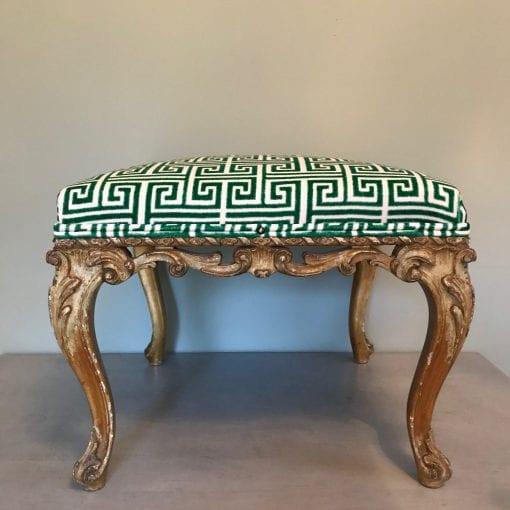 Green stool main
