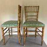 Greek Key Chairs 5