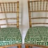 Greek Key Chairs 7