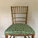 Greek Key Chairs 8