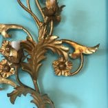 Floral Wall Sconce Detail 10
