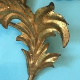 Floral Wall Sconce Detail 12
