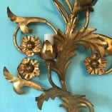 Floral Wall Sconce detail 7