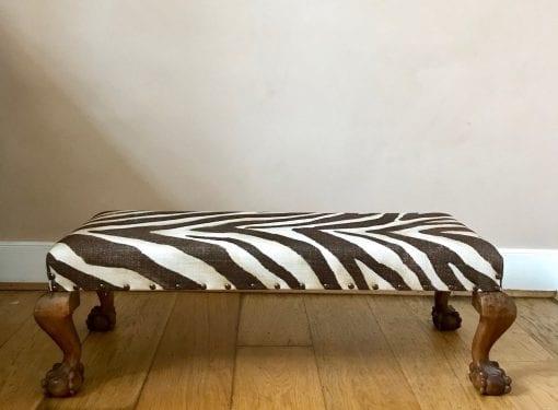 Zebra stool main