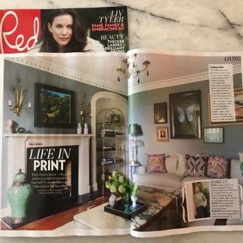 Red Magazine 1