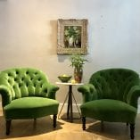 Green Armchairs 1
