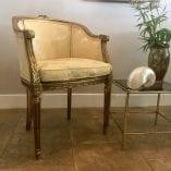 Yellow Pair Chairs 2