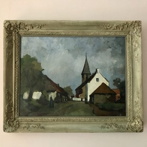 French Oil Painting main