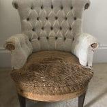 Raw chair 2