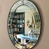 Oval Mirror 5