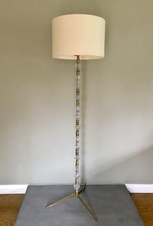 French floor lamp main