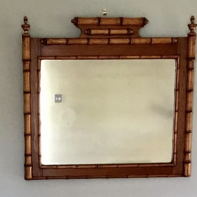 Bamboo Mirror 2