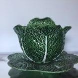 Cabbageware tureen