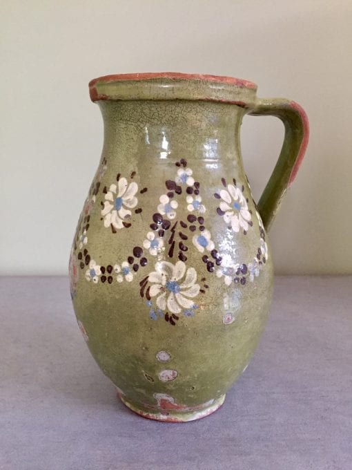 Hungarian Jug Green