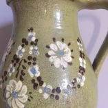 green blue vase detail l