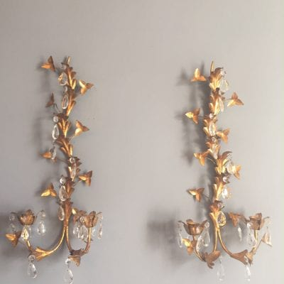 Wall sconce 1