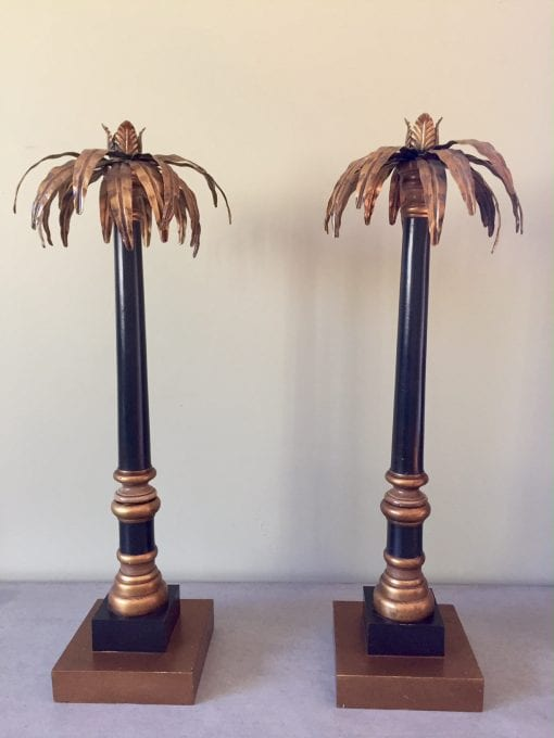 Palm Candlestick pairs