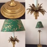 Palm tree lamp 6