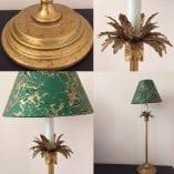 Palm tree lamp 6