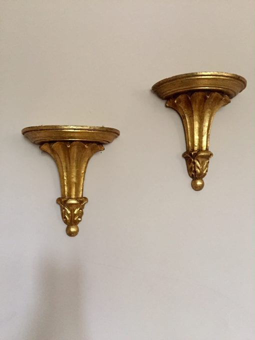 Florentine Wall sconce 1