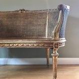 Giltwood Sofa 2