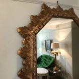 Spanish Mirror detail 1
