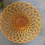 Yellow weave 4