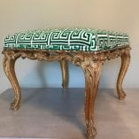 Green stool 5