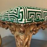 Green stool 7