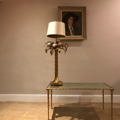 MB Table and lamp