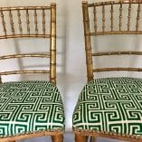 Greek Key Chairs 7