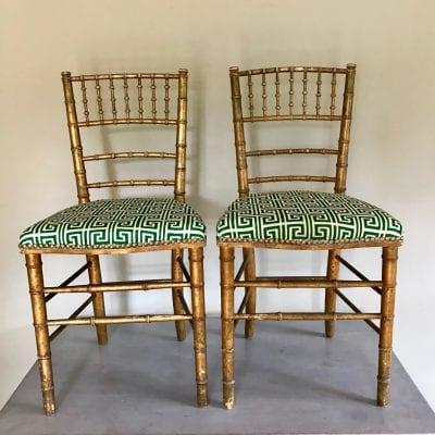 Greek Key chairs main
