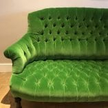 19 C Green Sofa 6