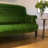 19 C Green sofa 7