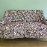 MC Floral Sofa 8