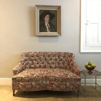 MC Floral Sofa Main