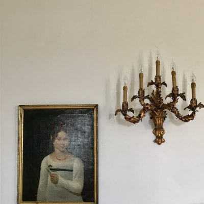 19th C wall lights 3