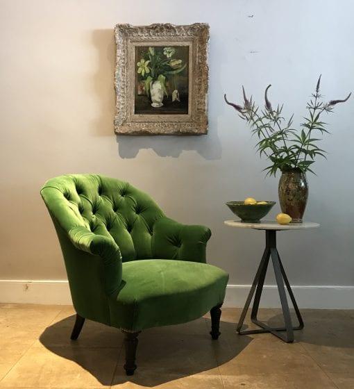 Green Armchairs 5