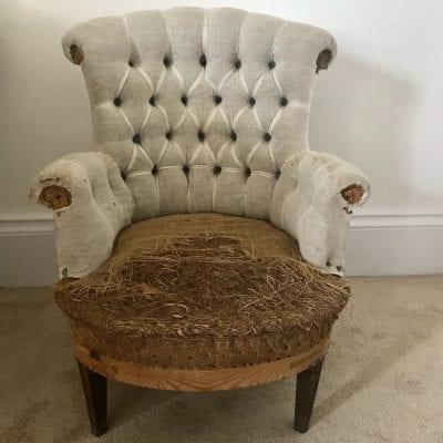 Raw chair 1
