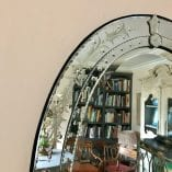 Oval Mirror 1