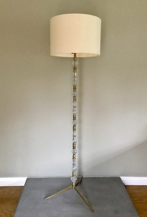 French floor lamp main