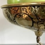 Brass bowl 6