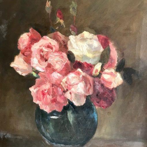Rose paiting 4