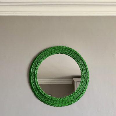 Green mirror 1