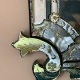 Large Venetian Mirror 2